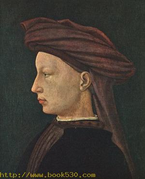Profile Portrait of a Young Man 1425