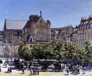 Saint Germain lAuxerrois 1867