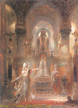 Salome Dancing before Herod 1874-76