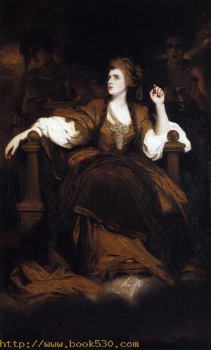 Sarah Siddons as the Tragic Muse. 1783-84