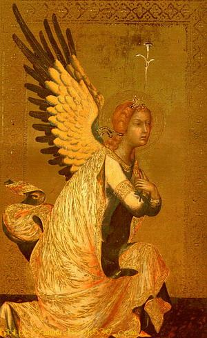 The Angel of the Annunciation 1339