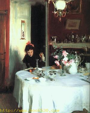 The Breakfast Table, 1884