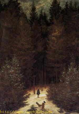 The Chasseur in the Forest 1814