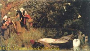 The Lady of Shalott 1872-73