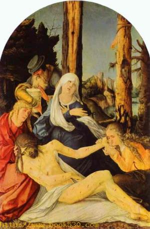 The Lamentation c. 1515