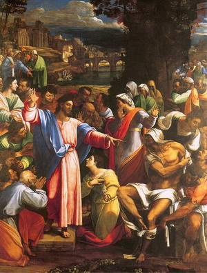 The Raising of Lazarus 1517-19