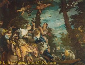 The Rape of Europe 1580