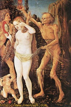 Three Ages of the Woman and the Death 1510