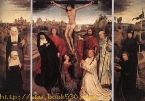 Triptych of Jan Crabbe 1467-70