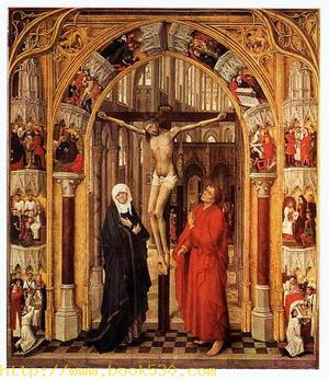 Triptych of the Redemption (central) 1455-59