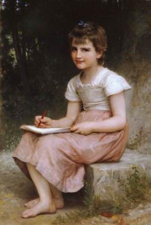Une vocation 1896