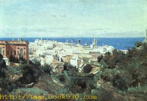 View of Genoa 1834