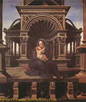 Virgin of Louvain