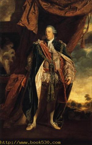William Augustus, Duke of Cumberland. 1758