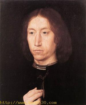 Portrait of a Man 1478-80