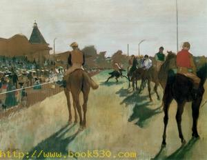 Horses Before the Stands c.1866-68