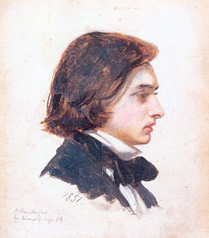 Self-Portrait 1850-51
