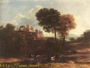 Landscape with Shepherds 1645-46