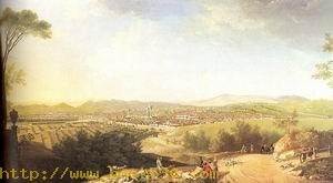 A Distant View of Florence 1763