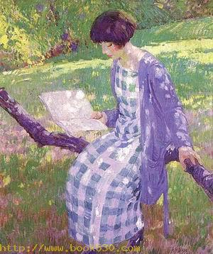 A Summer Afternoon, 1924