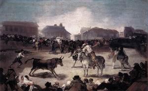A Village Bullfight 1812-14