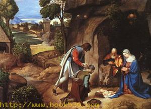 Adoration of the Shepherds 1505-10