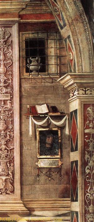 Annunciation (detail) 1501