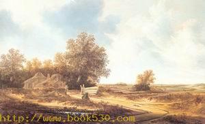 Dune Landscape with Farmhouse