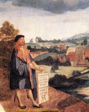 Heller Altar (detail) 1508-09