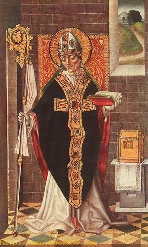 Holy Bishop c. 1500