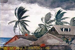 Hurricane, Bahamas 1898-99
