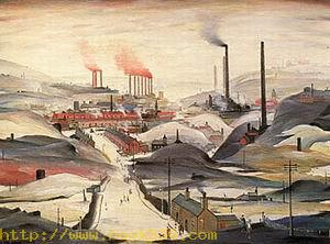 Industrial Panorama 1953