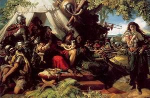 King Cophetua and the Beggarmaid