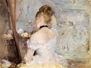 Lady at her Toilet 1875