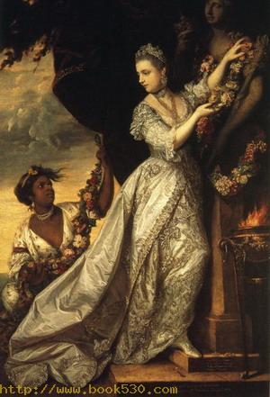 Lady Elizabeth Keppel. 1761