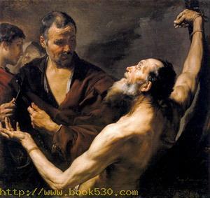 Martyrdom of St. Bartholomew 1634