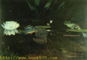 Mink Pond 1891