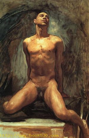 Nude Study of Thomas E. McKeller, 1917-20