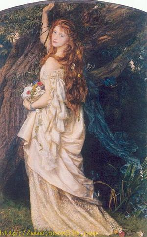 Ophelia 1863-64