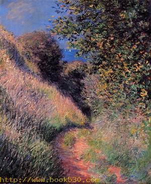 Path at Pourville 1882