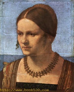 Portrait of a Venetian Woman 1506-07