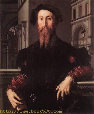 Portrait of Bartolomeo Panciatichi c. 1540