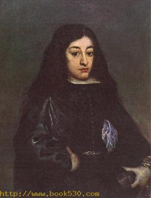 Portrait of Don Juan Jose de Austria 1640-43