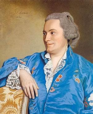 Portrait of Isaac-Louis de Thellusson 1760