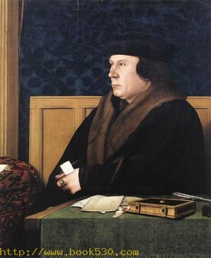 Portrait of Thomas Cromwell c. 1533