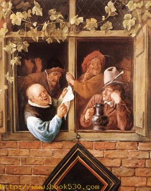 Rhetoricians at a Window 1662-66