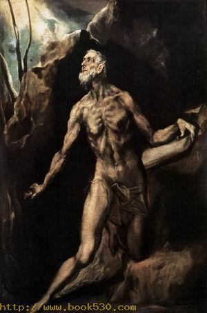 Saint Jerome Penitent 1610-14