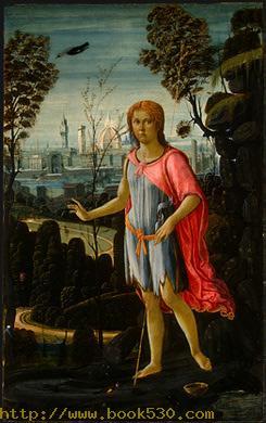 Saint John the Baptist c. 1480