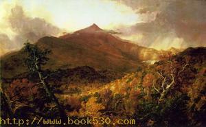 Schroon Mountain, Adirondacks 1838