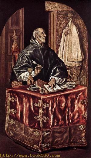 St Ildefonso c. 1608